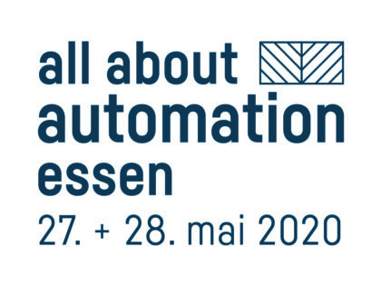 all about automation Essen – 27.+28. Mai 2020