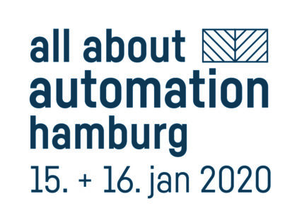 all about automation Hamburg – January 15th +16th, 2020